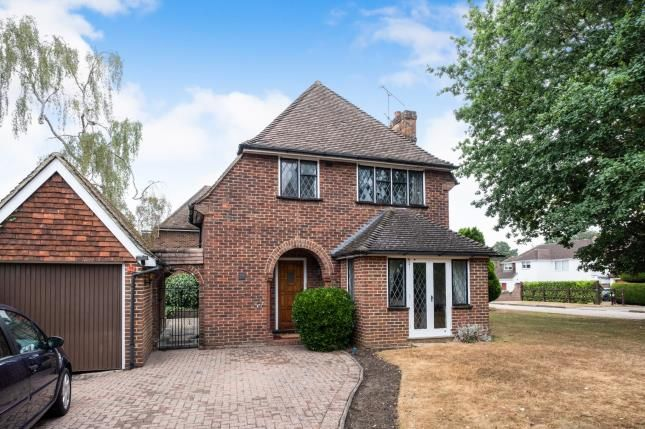 Thumbnail Semi-detached house for sale in Woodham, Surrey