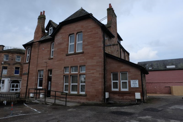 Thumbnail Flat to rent in High Street, Dingwall EPC B82