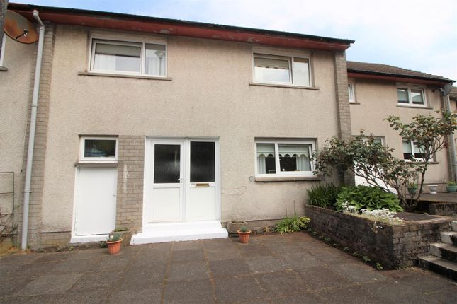 Thumbnail Terraced house for sale in Benview Avenue, Port Glasgow