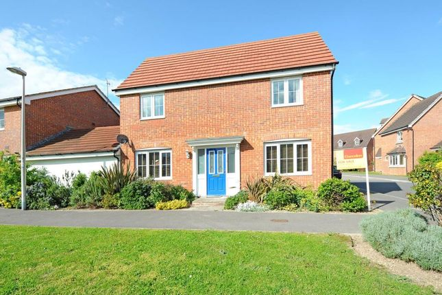 Thumbnail Link-detached house to rent in Kennet Heath, Thatcham