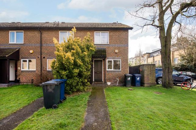 Thumbnail End terrace house for sale in Abbeyfields Close, London