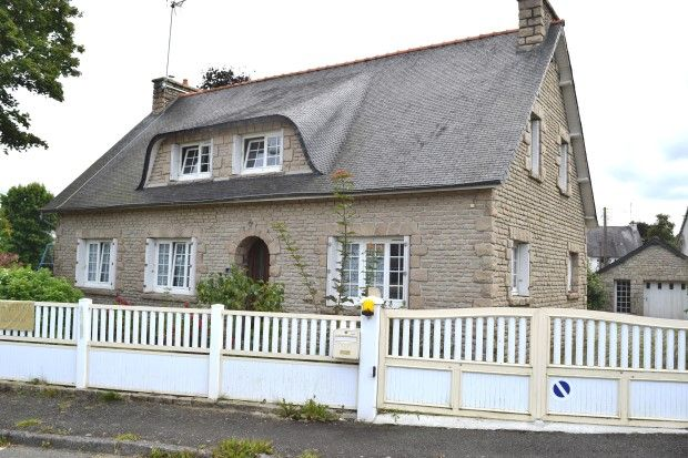 Thumbnail Detached house for sale in 22160 Callac, Côtes-D'armor, Brittany, France
