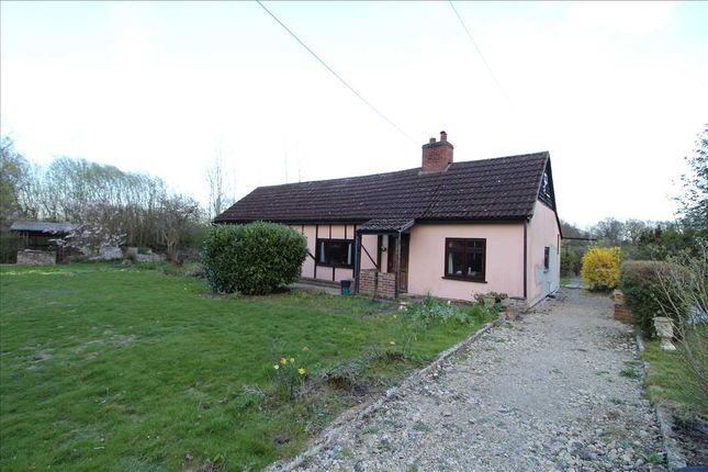 Thumbnail Cottage for sale in Orchard Cottage, Seven Star Green, Eight Ash Green, Colchester