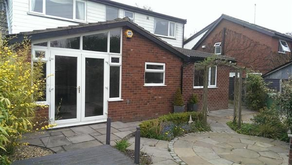 Thumbnail Bungalow to rent in Higher Bungalow, Lower Lane, Freckleton