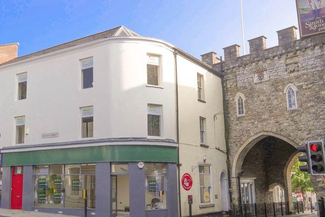Welsh Street, Chepstow NP16
