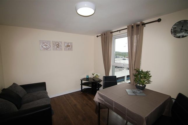 Thumbnail Flat to rent in Franciscan Tower, Franciscan Way, Ipswich