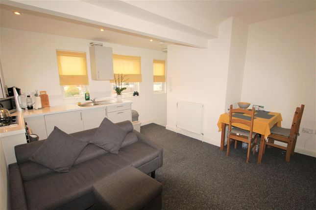 Thumbnail 1 bed flat to rent in Abbey Street, Derby