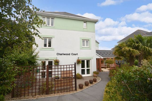 Thumbnail Flat for sale in Charlwood Court, Torquay