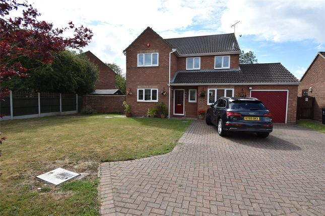 Thumbnail Detached house for sale in Whinfield Avenue, Dovercourt, Harwich, Essex