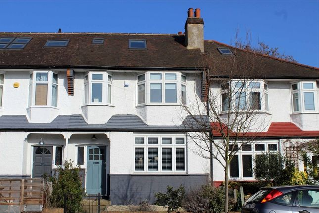 Thumbnail Terraced house for sale in Crescent Rise, Alexandra Park, London