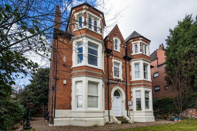 Thumbnail Flat for sale in Lenton Avenue, The Park, Nottingham
