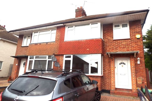 Thumbnail Property to rent in Cippenham Close, Slough
