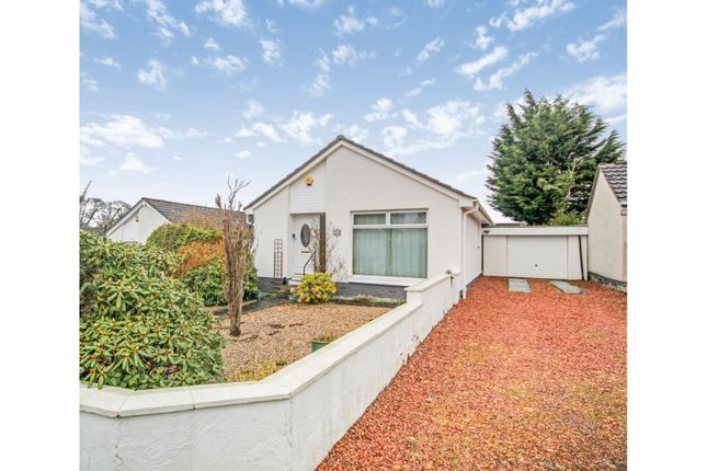 Thumbnail Detached bungalow for sale in Spottiswoode Gardens, Livingston