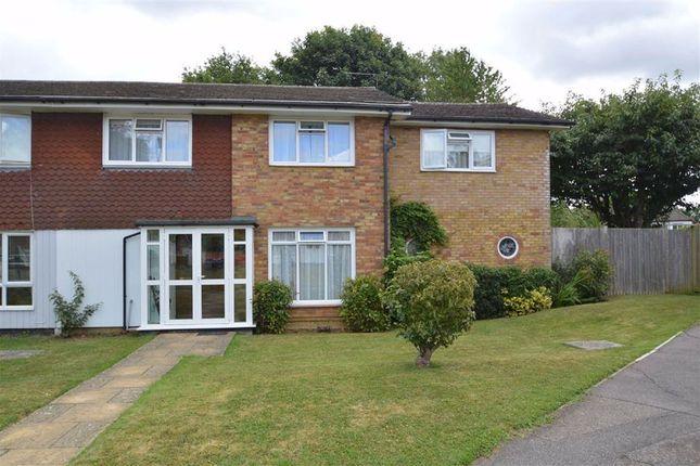 Thumbnail Semi-detached house for sale in Deans Walk, Coulsdon, Surrey