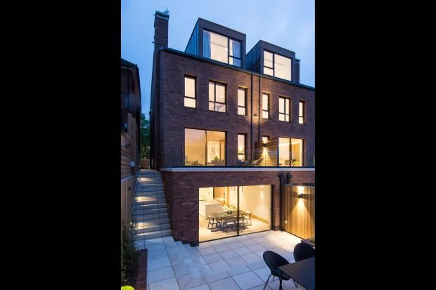 Thumbnail Semi-detached house for sale in Hermitage Lane, London