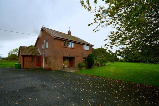 Thumbnail Detached house for sale in Fitling Lane, Burton Pidsea, East Yorkshire