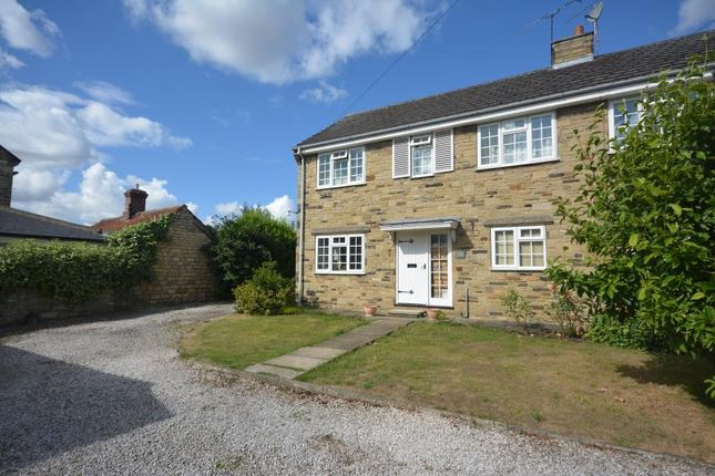 Thumbnail Semi-detached house to rent in The Village, Thorp Arch, Wetherby, West Yorkshire