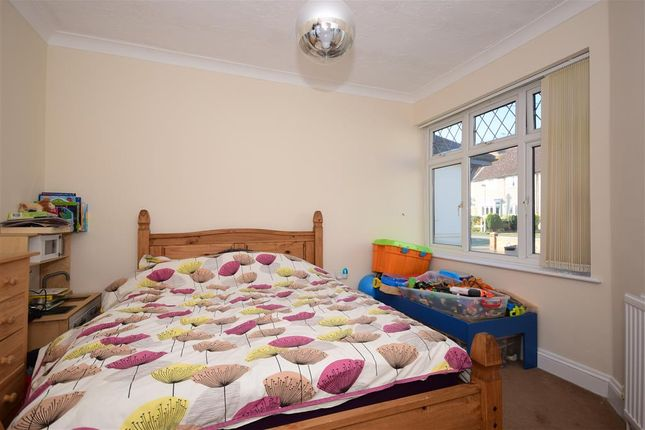 Thumbnail Semi-detached bungalow for sale in Kings Road, Steeple View, Basildon, Essex