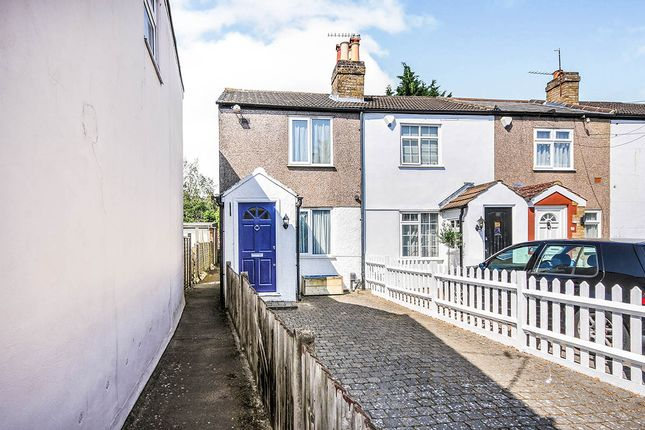 Thumbnail End terrace house for sale in North Road, Bromley, Kent