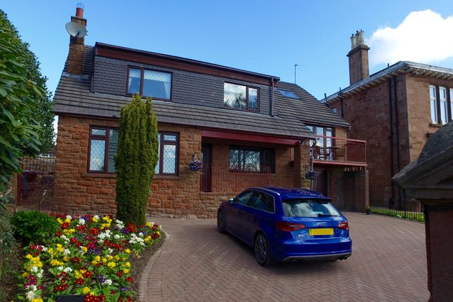 Thumbnail Detached house for sale in Hamilton Drive, Bothwell