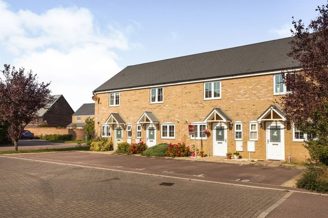 Thumbnail Terraced house for sale in Dovecote Avenue, Great Cambourne, Cambridge
