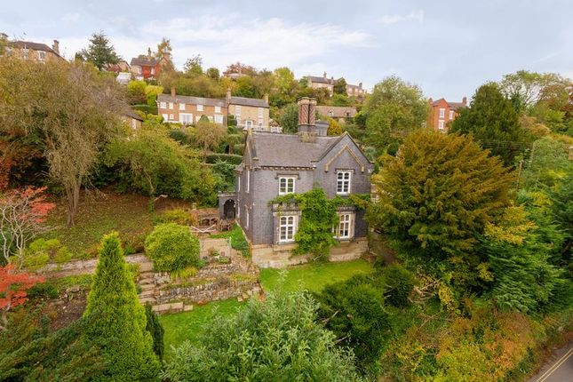 Thumbnail Detached house for sale in The Shrubbery, Madeley Rd, Ironbridge