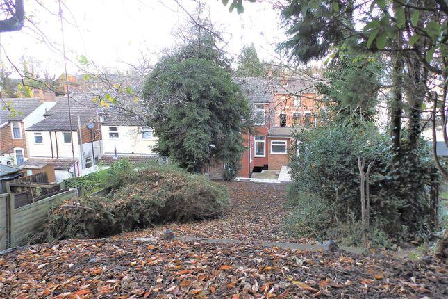 Outside of Cavendish Street, Ipswich IP3
