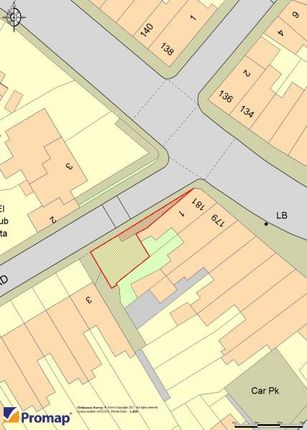 Land for sale in Land At 1 Halstead Road, Wallasey, Merseyside