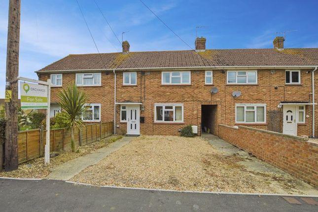 Thumbnail Terraced house for sale in Stapleton Close, Martock