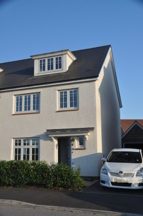 Thumbnail Semi-detached house to rent in Hardys Road, Bathpool, Bathpool, Taunton