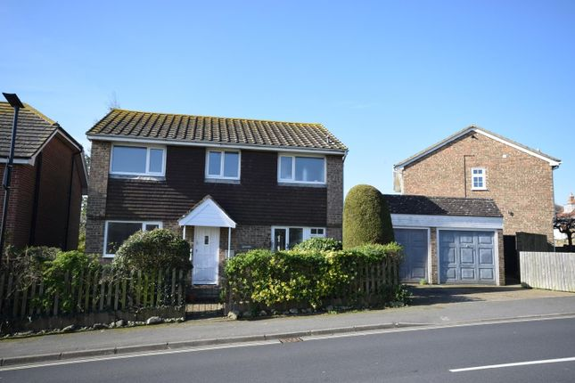 Thumbnail Detached house for sale in Station Road, St. Helens, Ryde