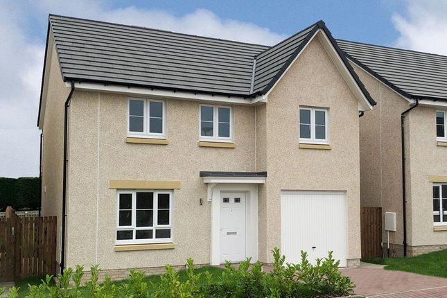 "Thumbnail Detached house for sale in ""Invercauld"" at South Larch Road, Dunfermline"