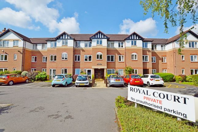 Thumbnail Flat for sale in Royal Court, Birmingham Road, Sutton Coldfield