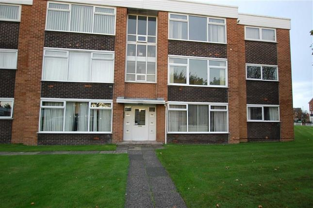 Thumbnail Flat to rent in Avon Court, Crosby, Liverpool