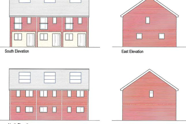 Thumbnail Semi-detached house for sale in Rose Court, High Street, South Farnborough, Hampshire