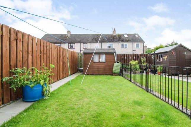 Garden of Westray Road, Aberdeen AB15