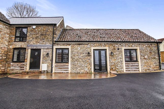 Thumbnail Barn conversion for sale in Grove Road, Milton, Weston-Super-Mare