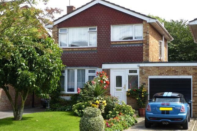 Thumbnail Link-detached house for sale in Summerlands Road, Fair Oak, Eastleigh
