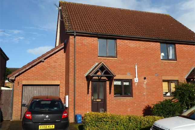 Thumbnail Semi-detached house for sale in Valentine Lane, Thornwell, Chepstow