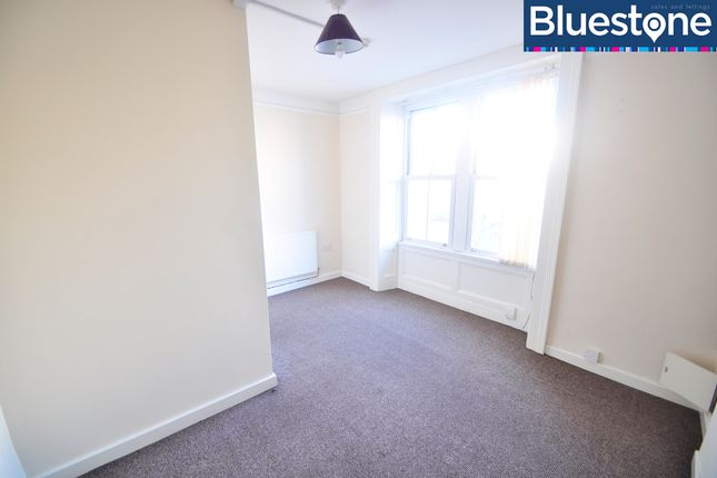 Thumbnail Flat to rent in Clytha Crescent, Newport