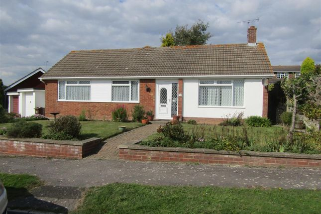Thumbnail 3 bed detached bungalow to rent in Kenton Close, Bexhill-On-Sea