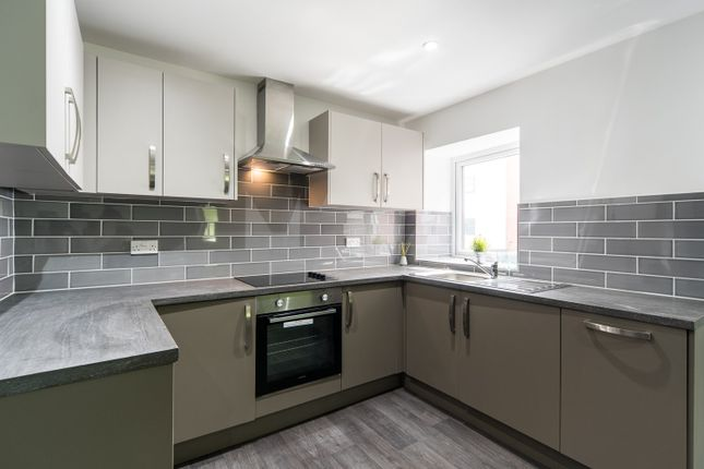 Thumbnail Flat to rent in Step House, Stepney Lane, Newcastle Upon Tyne