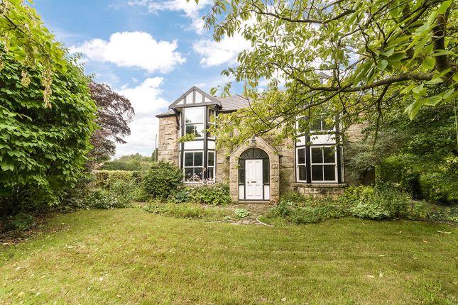 Thumbnail Detached house for sale in Corner House, Longframlington, Morpeth, Northumberland