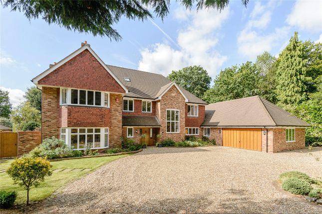 Thumbnail Detached house for sale in Manor Lane, Gerrards Cross, Buckinghamshire