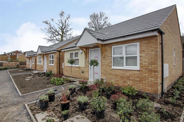 Thumbnail Bungalow for sale in Moorfield Crescent, Sandiacre, Nottingham
