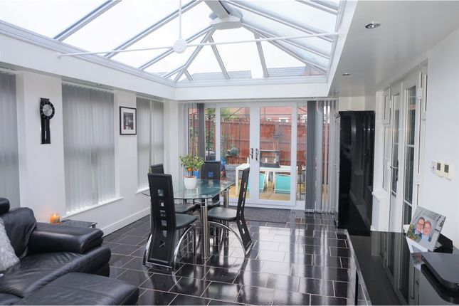 Thumbnail Detached house for sale in Vale Gardens, Wigan