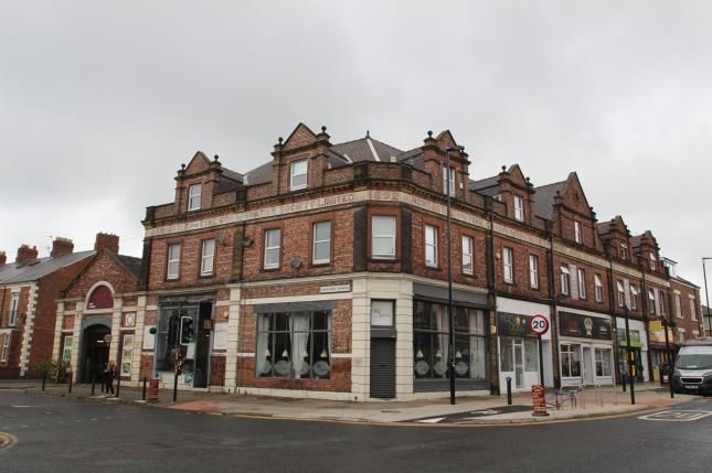 Thumbnail Flat for sale in Heaton Road, Newcastle Upon Tyne, Tyne And Wear