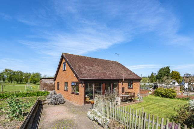 Thumbnail Detached bungalow for sale in Bromyard