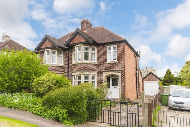 3 bed semi-detached house for sale in Montagu Road, Botley, Oxford