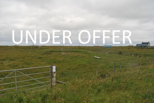 Thumbnail Land for sale in 9 Uachdar, Isle Of Benbecula